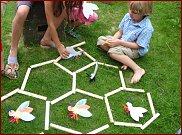 bienen spiele im kindergarten